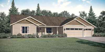 Nine Mile Falls WA Single Family Home For Sale: $388,000
