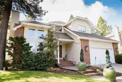 Spokane, Spokane Valley Single Family Home For Sale: 1818 E Pinecrest Rd
