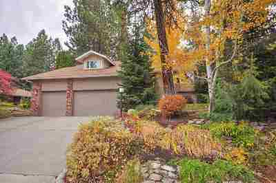 Spokane Single Family Home For Sale: 8421 E Columbia Park Dr
