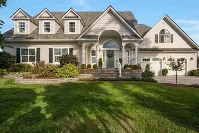 Spokane Single Family Home For Sale: 9820 N Snyder Rd