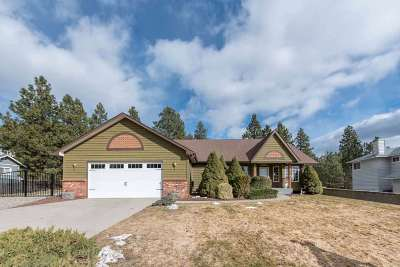 Otis Orchards WA Single Family Home Ctg-Inspection: $319,950
