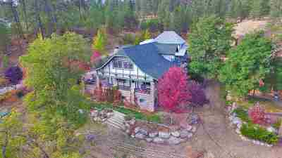 Elk Single Family Home Ctg-Sale Buyers Hm: 9427 E Elk To Hwy Rd