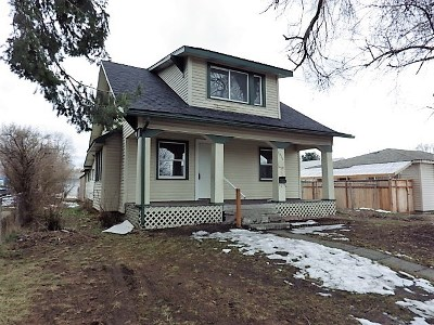 Single Family Home Ctg-Inspection: 1214 E Queen Ave