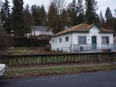 Single Family Home Ctg-Inspection: 806 & 804 E 10th Ave