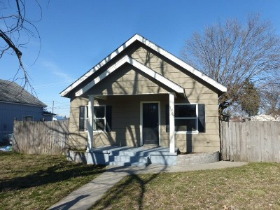 Spokane Single Family Home Ctg-Inspection: 1867 E Marshall Ave