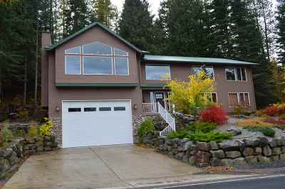 Coeur D Alene Single Family Home For Sale: 18475 S Watson Rd