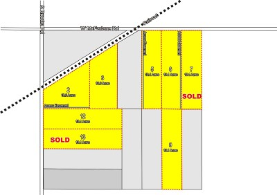 Airway Heights Residential Lots & Land For Sale: S Brooks