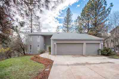 Spokane Single Family Home For Sale: 9817 N Wieber Dr