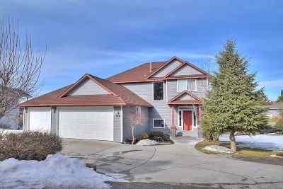 Veradale Single Family Home For Sale: 16523 E 24th Ln