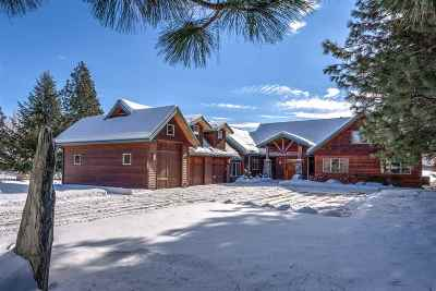 Sandpoint Single Family Home For Sale: 578 Ponder Point Rd