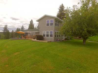 Cusick Single Family Home For Sale: 124 Nina Rd
