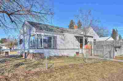 Spokane Single Family Home Ctg-Inspection: 3502 W Heroy Ave