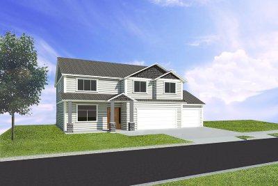 Spokane Single Family Home For Sale: 723 S Herrin Ln
