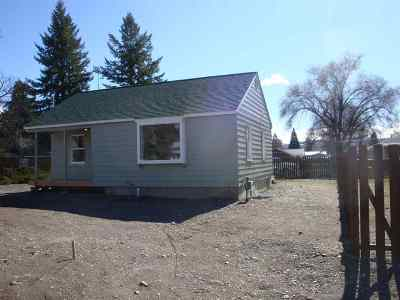 Spokane Single Family Home Ctg-Inspection: 8310 E Knox Ave