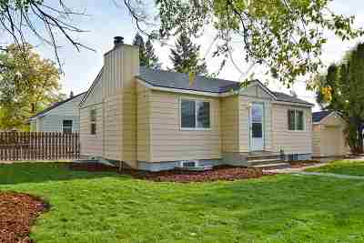 Spokane Single Family Home Ctg-Inspection: 8306 E Knox Rd