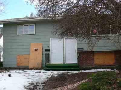Spokane Single Family Home Ctg-Inspection: 326/328 E Wabash Ave