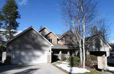 Spokane Single Family Home For Sale: 810 W Lincoln Blvd #812 W. L