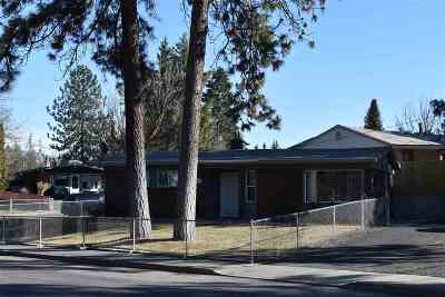 Spokane Single Family Home Ctg-Inspection: 6621 N Howard St