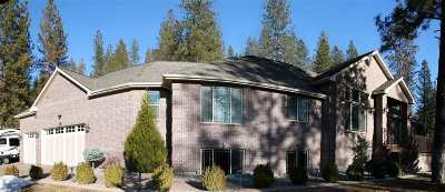 Spokane, Spokane Valley Single Family Home For Sale: 7910 S Hangman Valley Rd