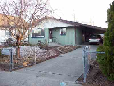 Spokane Single Family Home Ctg-Inspection: 1724 E Rockwell Ave