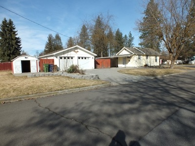 Spokane Single Family Home Ctg-Inspection: 4003 W Sanson Ave