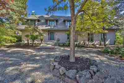 Single Family Home For Sale: 1607 E Estates Rd