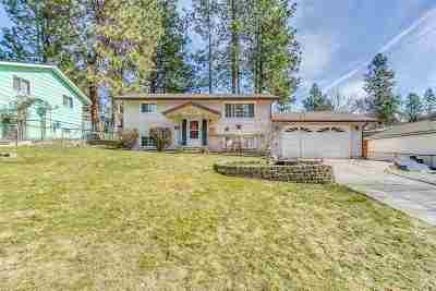 Coeur D Alene Single Family Home Ctg-Inspection: 3114 N 17th St