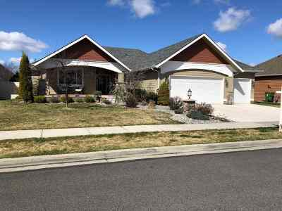 Spokane, Spokane Valley Single Family Home New: 7803 N G St