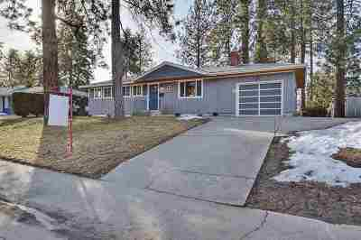 Spokane Single Family Home New: 3105 W Woodside Ave
