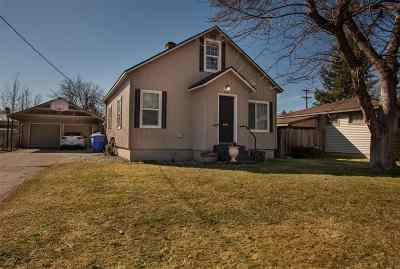 Spokane Single Family Home Ctg-Inspection: 9314 E Broadway Ave