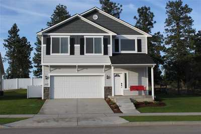 Spokane Single Family Home New: 8406 W Campus Dr