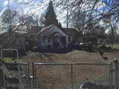 Spokane WA Single Family Home New: $60,000