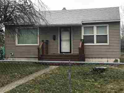 Spokane WA Single Family Home New: $139,950