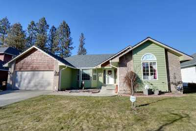 Spokane Single Family Home Ctg-Inspection: 5606 W Old Fort Dr