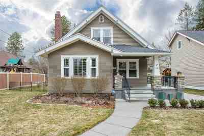 Spokane WA Single Family Home New: $429,999