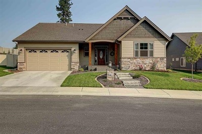 Spokane WA Single Family Home New: $459,900