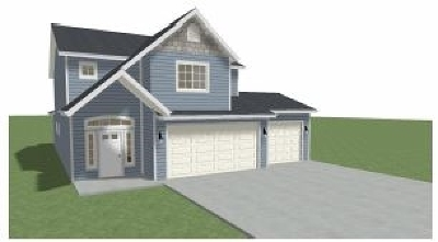 Spokane WA Single Family Home New: $324,900