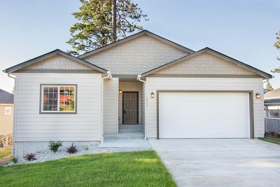 Spokane WA Single Family Home New: $315,900