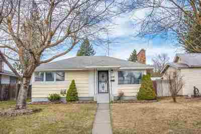 Single Family Home New: 3408 W Heroy Ave