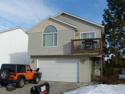 Airway Heights Single Family Home Ctg-Inspection: 1105 S Aspen Pl
