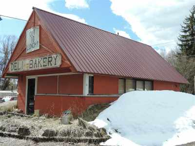 Cusick Commercial For Sale: 302 1st