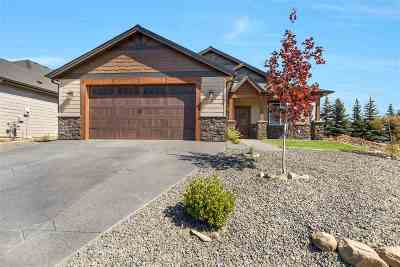 Spokane, Spokane Valley Single Family Home For Sale: 1458 W Jay Ct