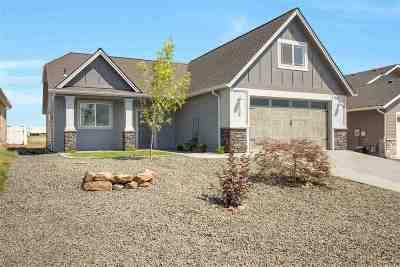 Spokane Single Family Home New: 1506 W Jay Ct