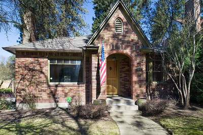 Spokane Single Family Home For Sale: 822 W 21st Ave