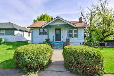 Spokane Multi Family Home New: E Liberty