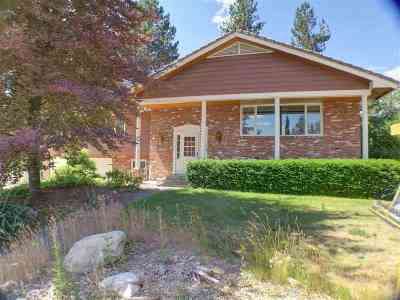 Spokane Valley Single Family Home For Sale: 3718 S Ridgeview Dr