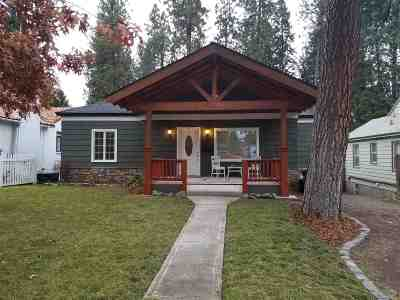 Spokane Multi Family Home New: E 19th