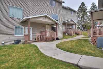 Spokane Condo/Townhouse New: 1514 E 7th Ave #3