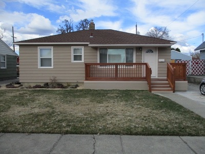 Single Family Home Ctg-Inspection: 1635 E Olympic Ave