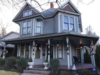 Single Family Home Sold: 1115 W 10th Ave